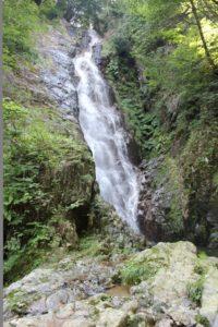 奥匹見峡の写真